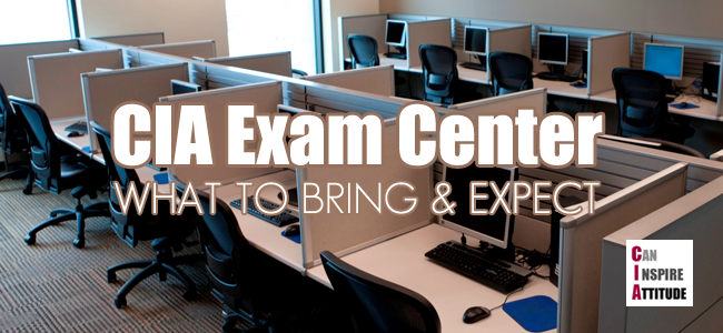 cia exam center