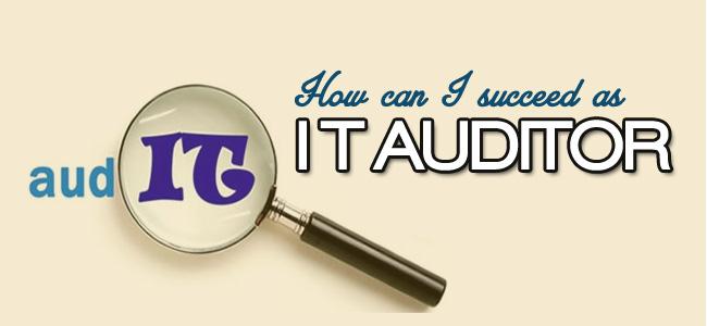it audit career path
