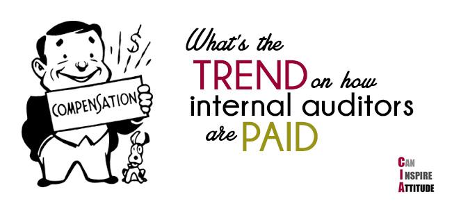 internal auditor compensation