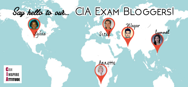 CIA exam blog