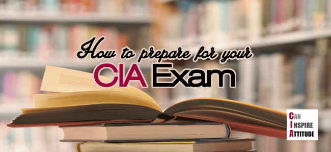 cia exam preparation tips