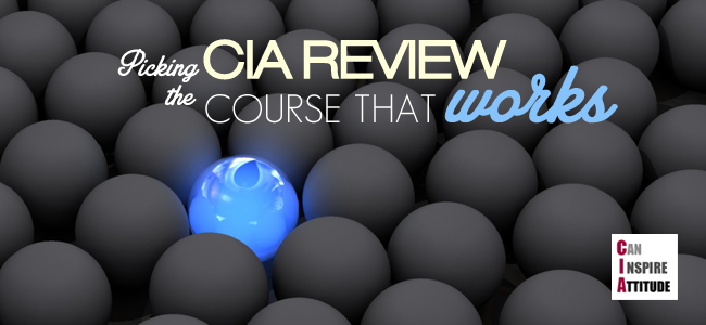 cia exam review courses