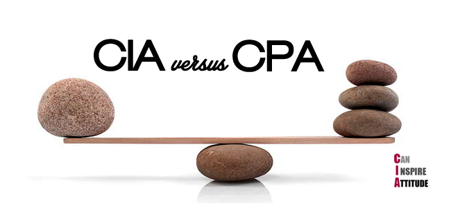 CIA vs CPA: Deciding Between the CIA Certification & CPA Certification