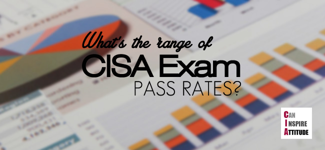 cisa exam pass rate