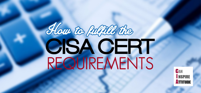 cisa requirements