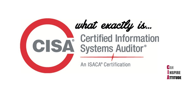 what is CISA certification