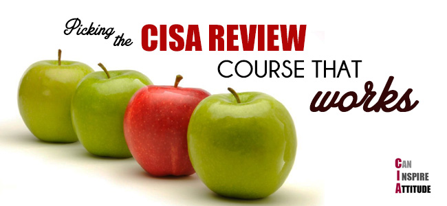 CISA review course