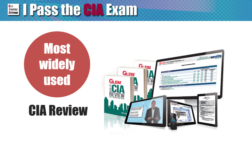 Gleim cia review 2018 free trial or 47 off today fandeluxe Choice Image