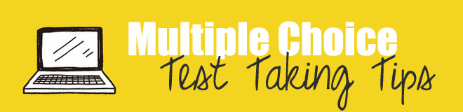 multiple choice test taking tips