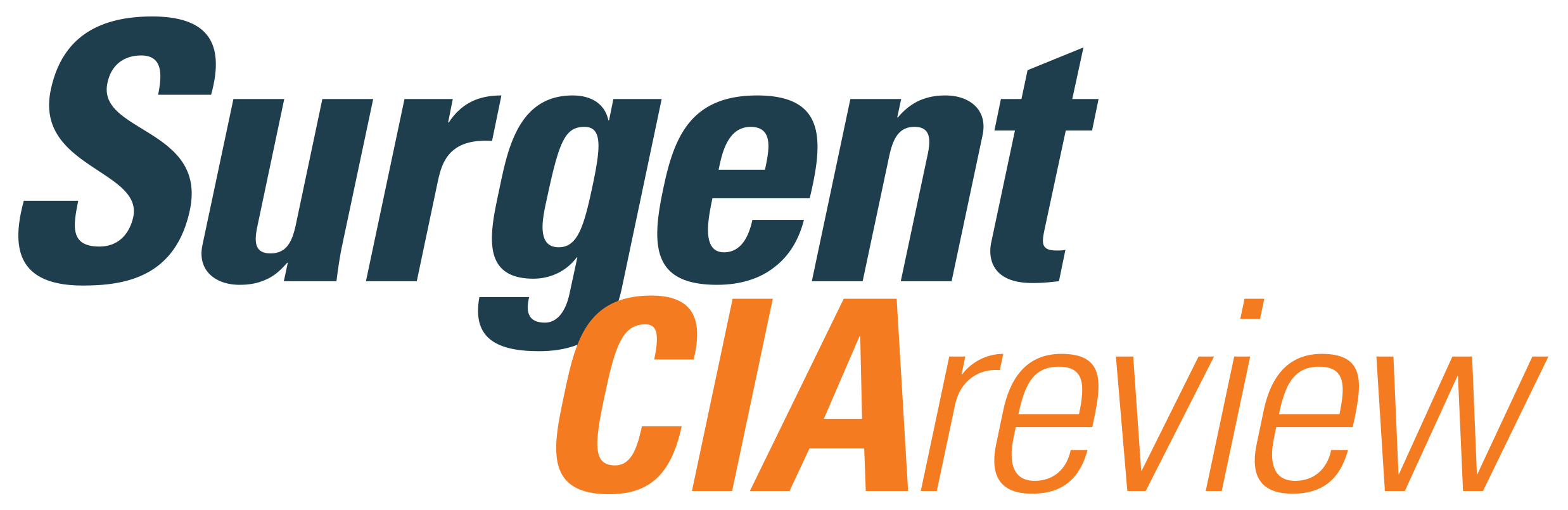surgent cia review logo