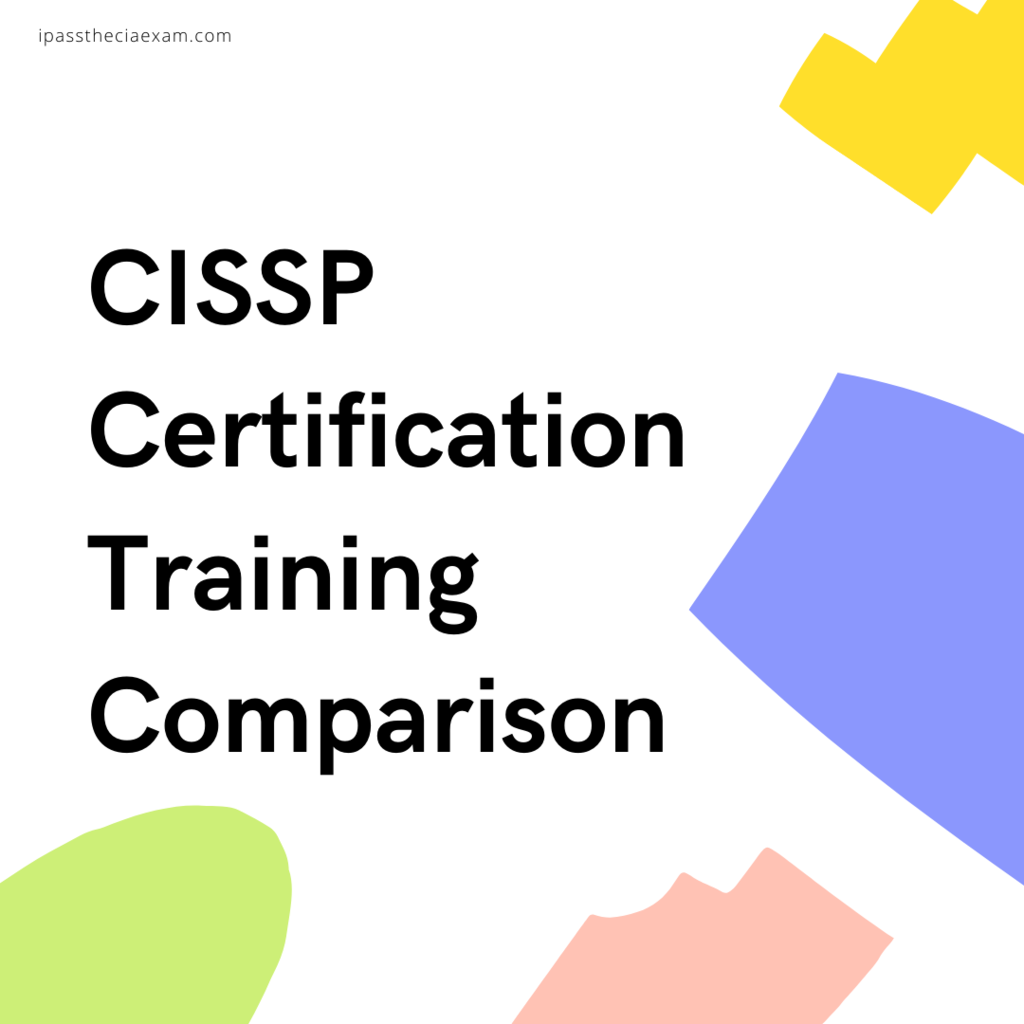 CISSP certification training online CISSP
